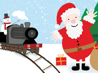 Santa Specials at Dean Forest Railway