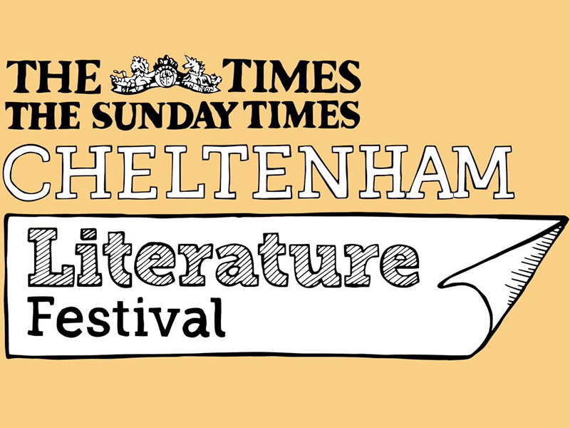 The Times Cheltenham Literature Festival 2018