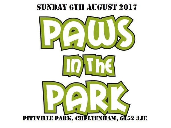 Paws in the Park 2017