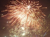 Bonfire Nights & Fireworks Displays in Gloucestershire 2010