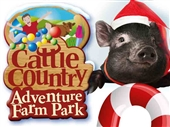 Santa at Cattle Country