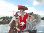 Pirate Week at Gloucester Waterways Museum