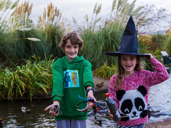 Halloween activities for children in Gloucestershire