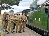 Events at Gloucestershire Warwickshire Steam Railway
