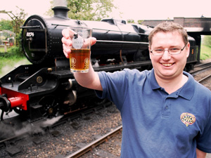 Steam & Ale at GWR