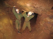 Caving activities in Gloucestershire