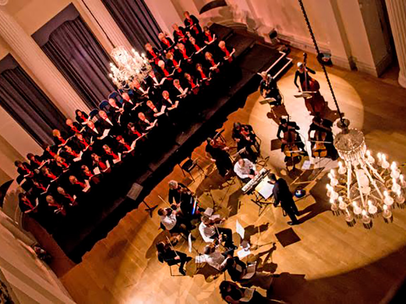Classical concerts in Gloucestershire