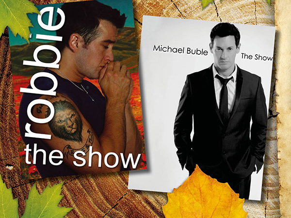 Michael Buble Tribute act in Gloucestershire