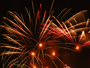 Firework Displays in Gloucestershire