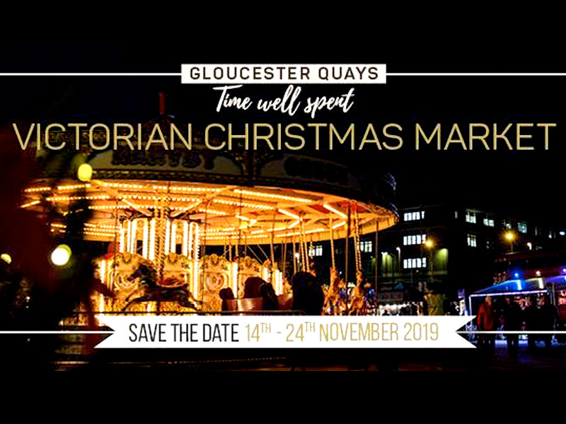 Victorian Christmas Markets in Gloucestershire