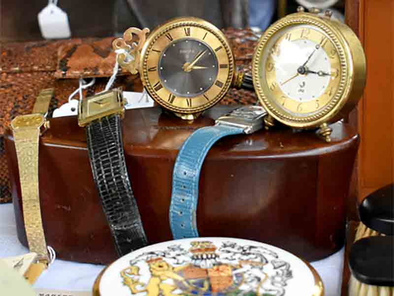 Antiques & Vintage Fair in Gloucestershire