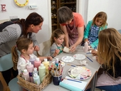 School Holiday Activities at Nature in Art