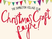 Christmas craft fairs in Gloucestershire