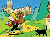 Dick Whittington & his Cat at Gloucester Guildhall