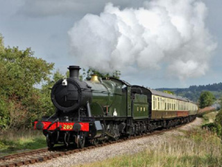 Events at Gloucestershire Warwickshire Railway