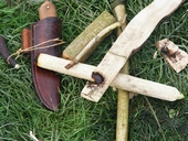 Canoe & Bushcraft Course in Gloucestershire