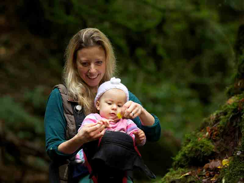 Mother's Day at Puzzlewood