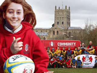 Gloucester Junior Rugby Camp