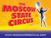 The moscow state Circus in Gloucestershire