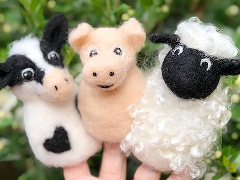 School holiday events at Cotswold Farm Park