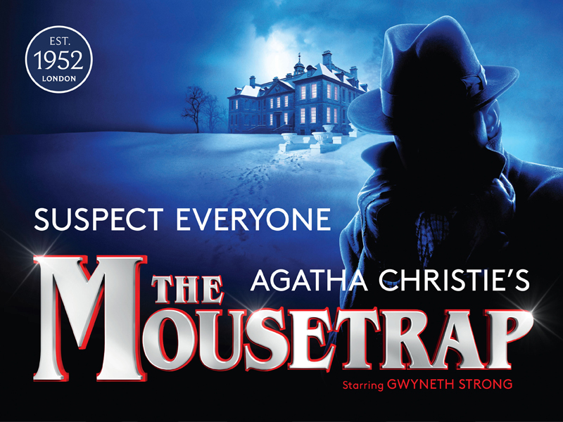 The Mousetrap at the Everyman Theatre