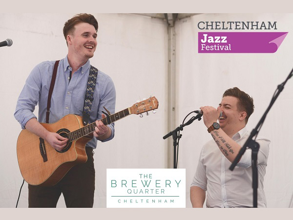 Cheltenham Jazz Festival… around town at The Brewery Quarter