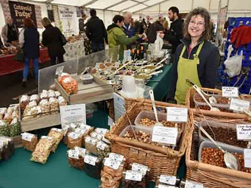Cotswolds Food & Drink Fayre at GWSR