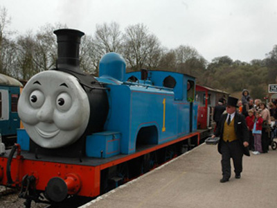 Day Out with Thomas in Gloucestershire