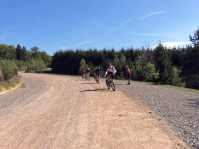 Cycling events in the Forest of Dean