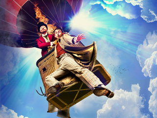Around the World in 80 Days at the Everyman Theatre