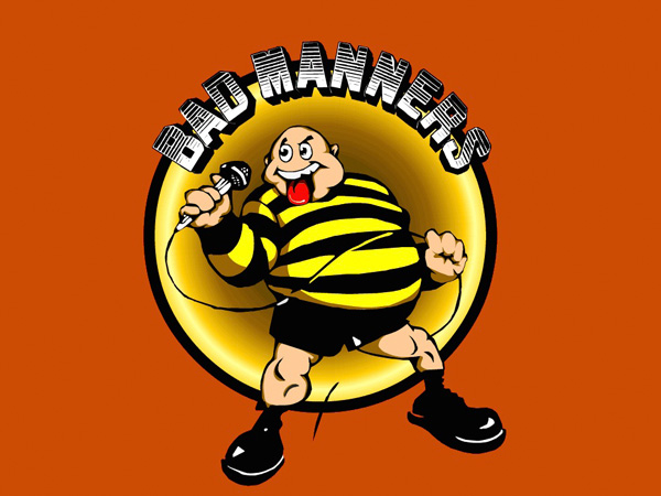 Bad Manners at Gloucester Guildhall