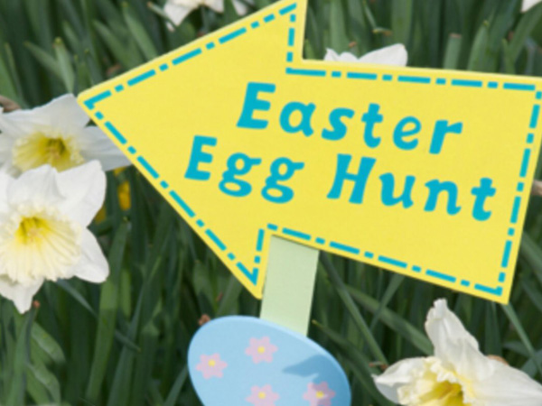 Easter egg hunts near Cheltenham in Gloucestershire