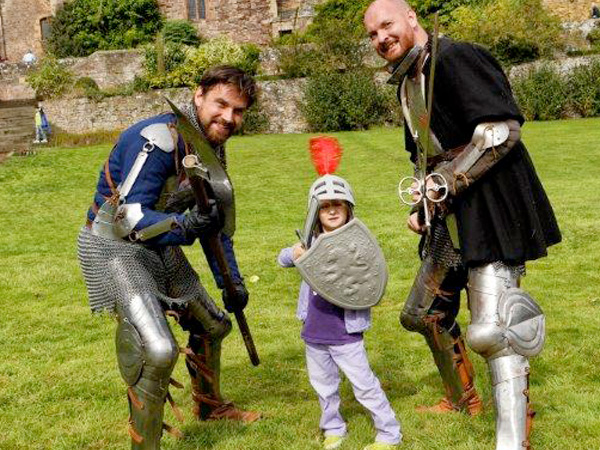 Knight School at Berkeley Castle