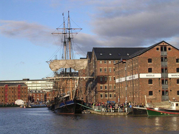 Half term at Gloucester Waterways Museum