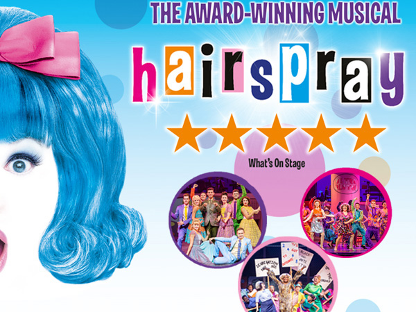 Hairspray at the Everyman Theatre