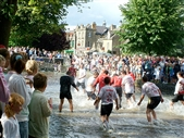 Bourton-on-the-Water Football Match