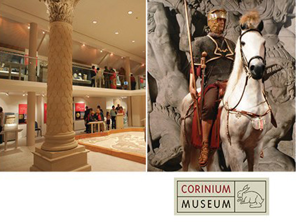 Events at the Corinium Museum