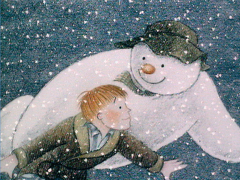 The Snowman and Peter and the Wolf at Cheltenham Town Hall
