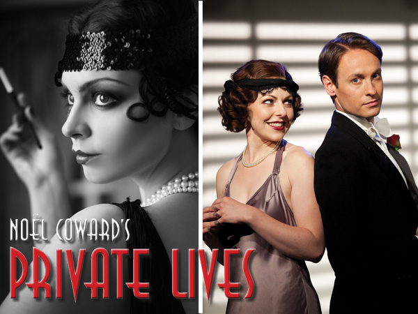 Noël Coward's Private Lives at the Everyman Theatre