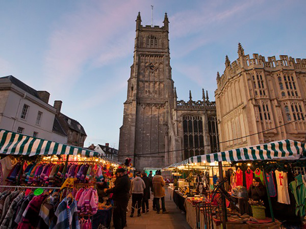 Cirencester Christmas Markets 2017