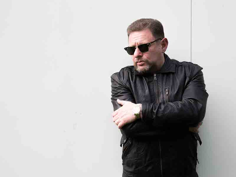 An Audience with Shaun Ryder at Gloucester Guildhall