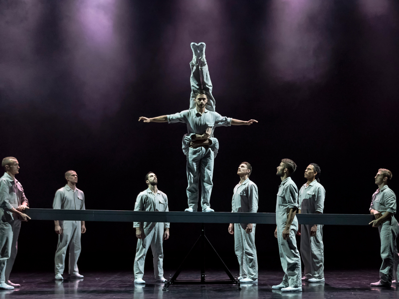 BalletBoyz at the Everyman Theatre