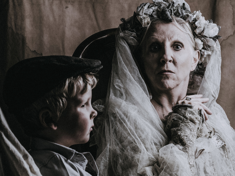 Great Expectations at the Everyman Theatre