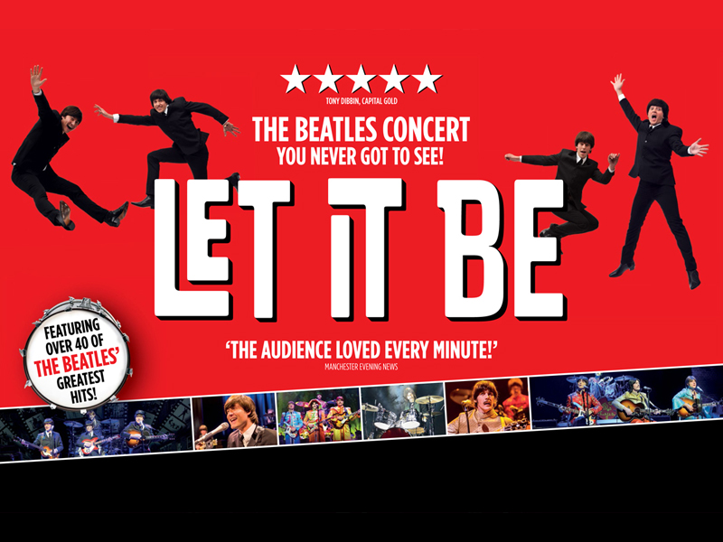 Let It Be at the Everyman Theatre