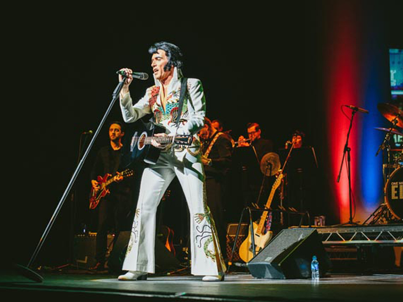 One Night of Elvis at the Everyman Theatre