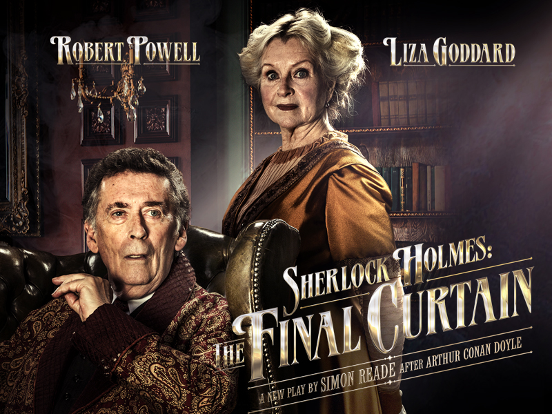 Sherlock Holmes: The Final Curtain at the Everyman Theatre