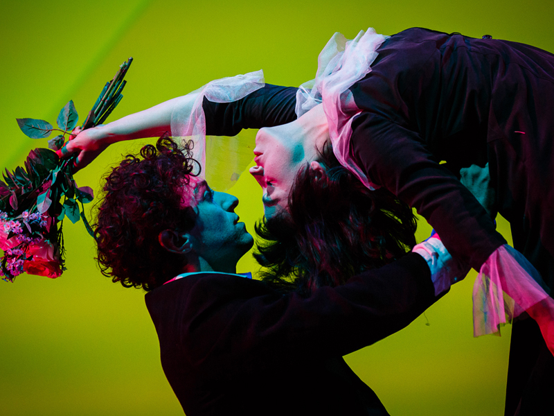 The Flying Lovers of Vitebsk at the Everyman Theatre