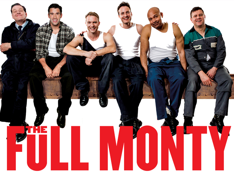 The Fully Monty at the Everyman Theatre