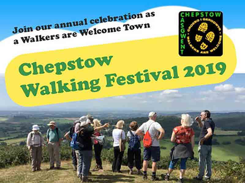 Chepstow Walking Festival 2018