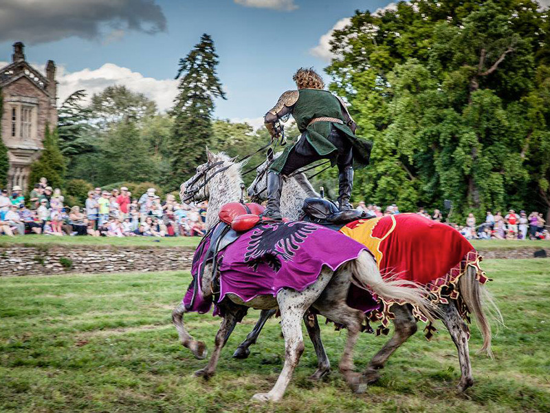 Events at Berkeley Castle